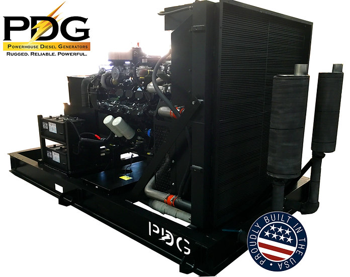 PSI 500 kW Natural Gas Generator