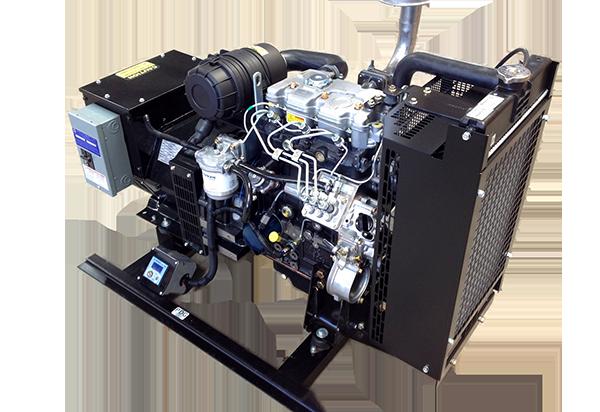 Perkins 16.5 kw Diesel Generator