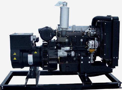 Mitsubishi 25 kW Diesel Generator