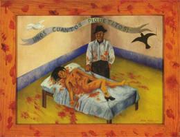 A ousadia de amar Frida Kahlo