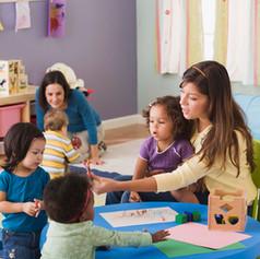 Kinderopvang en onderwijs