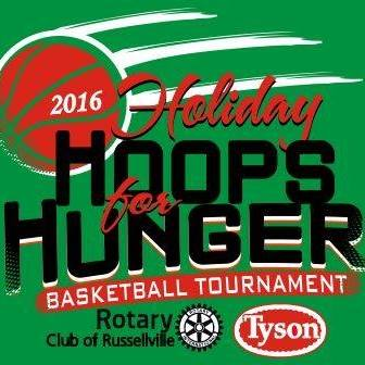 Rotary Club Hoops for Hunger