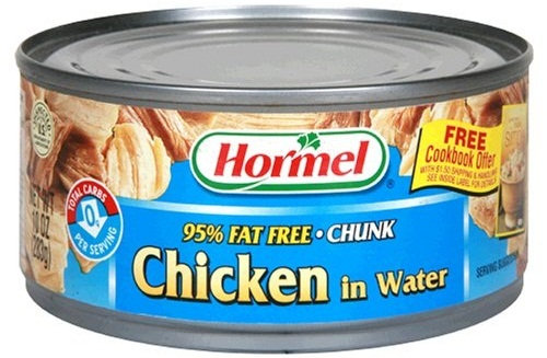 Canned Chicken (3 cans)