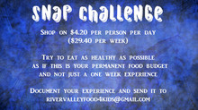 Final Thoughts on the Food Stamp Challenge