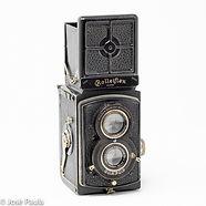 Rolleiflex Black Baby