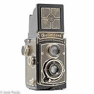 Rolleicord I Art Deco