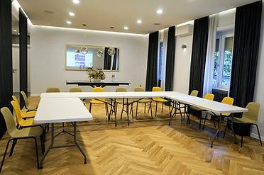 Sala corsi di formazione roma