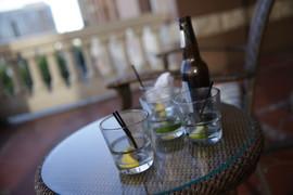 Drinks at the Driskill