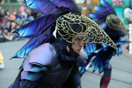 Maleficent Bird