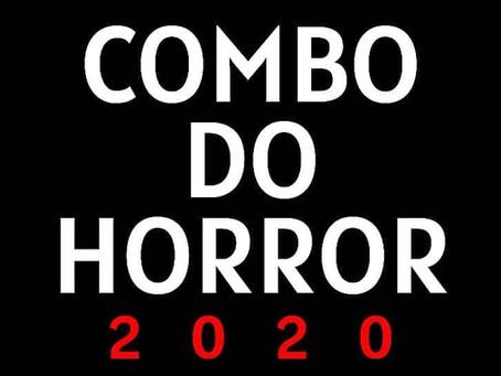 COMBO DO HORROR 2020