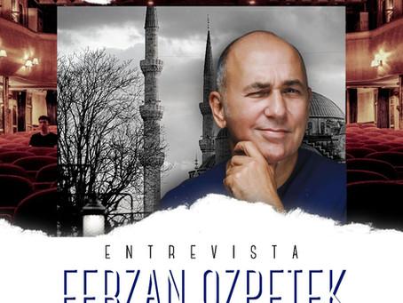 FERZAN OZPETEK CHEGA ÀS LIVRARIAS DO BRASIL