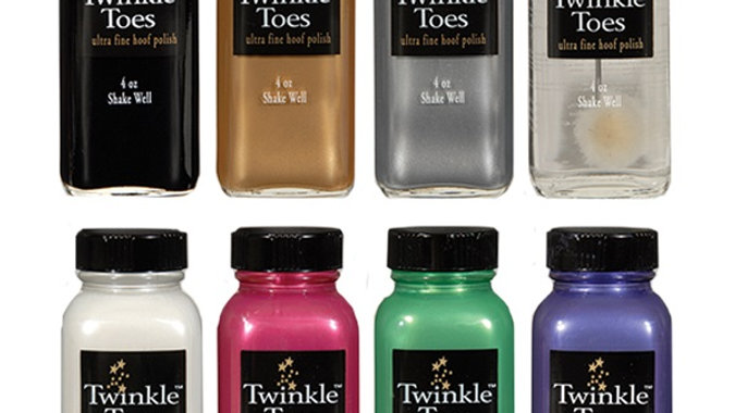 Twinkle Toes Ultra Fine Hoof Polish