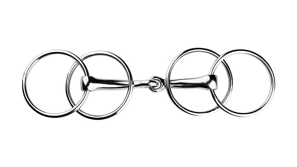 4 Ring Snaffle