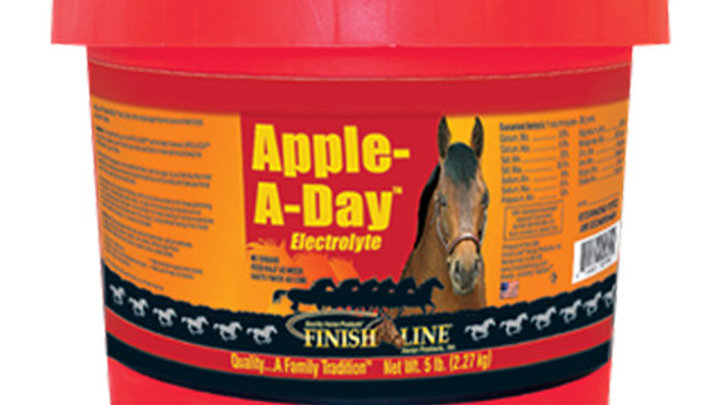 Apple A Day  Finishline