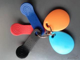 Универсальные ключи для домофонов Киева и не только.