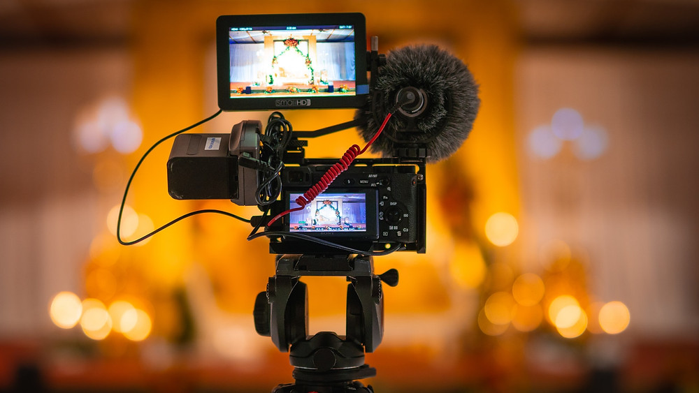camera microphone video marketing