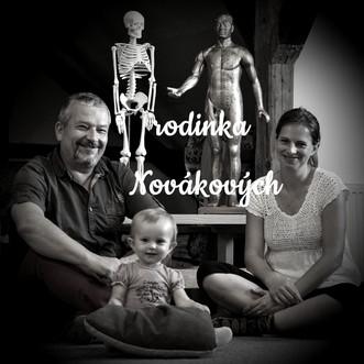 rodinka Novákových