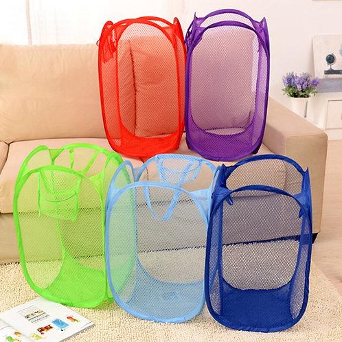 1Pcs Laundry Basket Sorting , Clothes Basket Children Kids Toys Storage Home