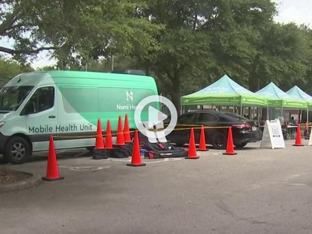 COVID-19 vaccination sites at Orlando neighborhood centers closing soon