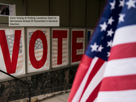 Senate's toned-down voting bill fails to stop backlash