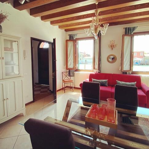 FORNACE apartment - Murano island, Venice - Italy.