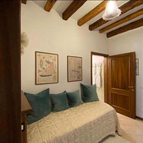 Ca' Mazzega family apartments, Venice - Italy.