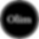 OLIM - Logo rond-blanc-fond noir-03.png