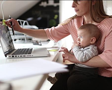 Mi experiencia como madre y académica