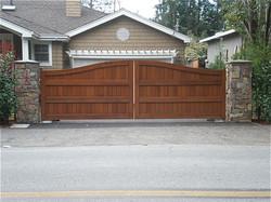 Driveway Gate 121