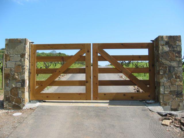 Driveway Gate 137