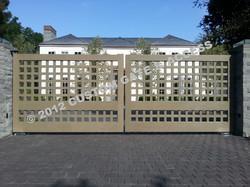 Driveway Gate 158