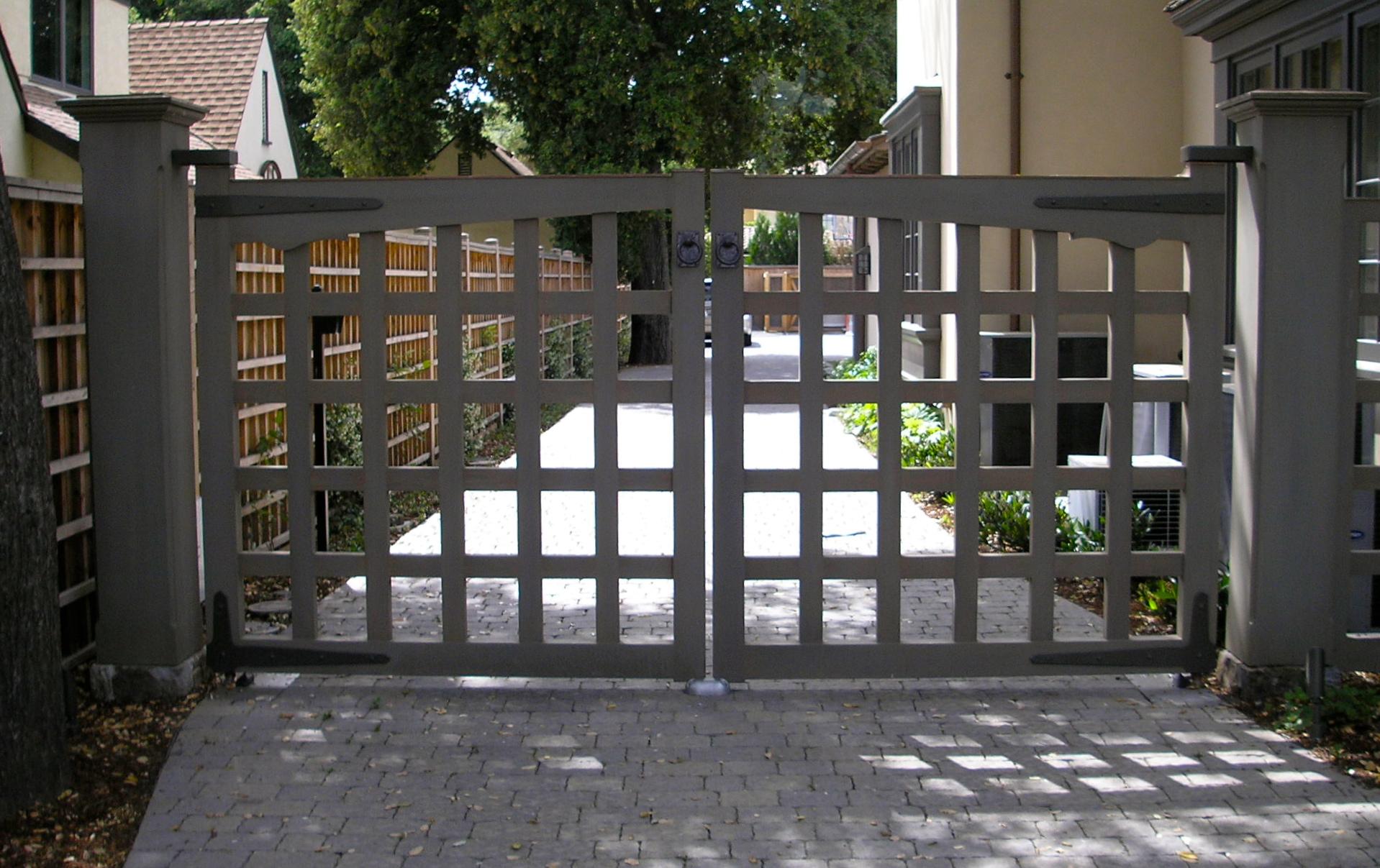 Driveway Gate 101