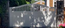 Driveway Gate 196