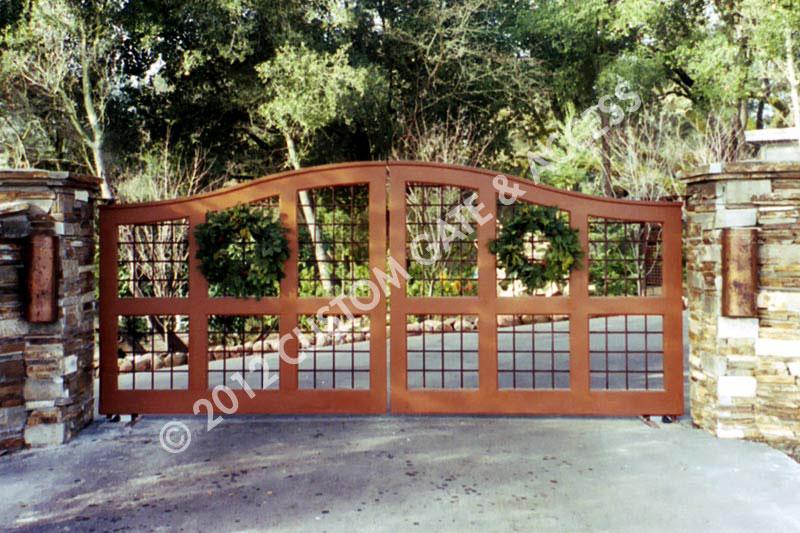 Driveway Gate 50