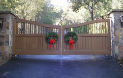 Driveway Gate 107