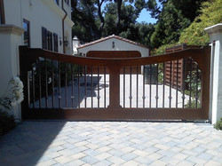 Driveway Gate 141