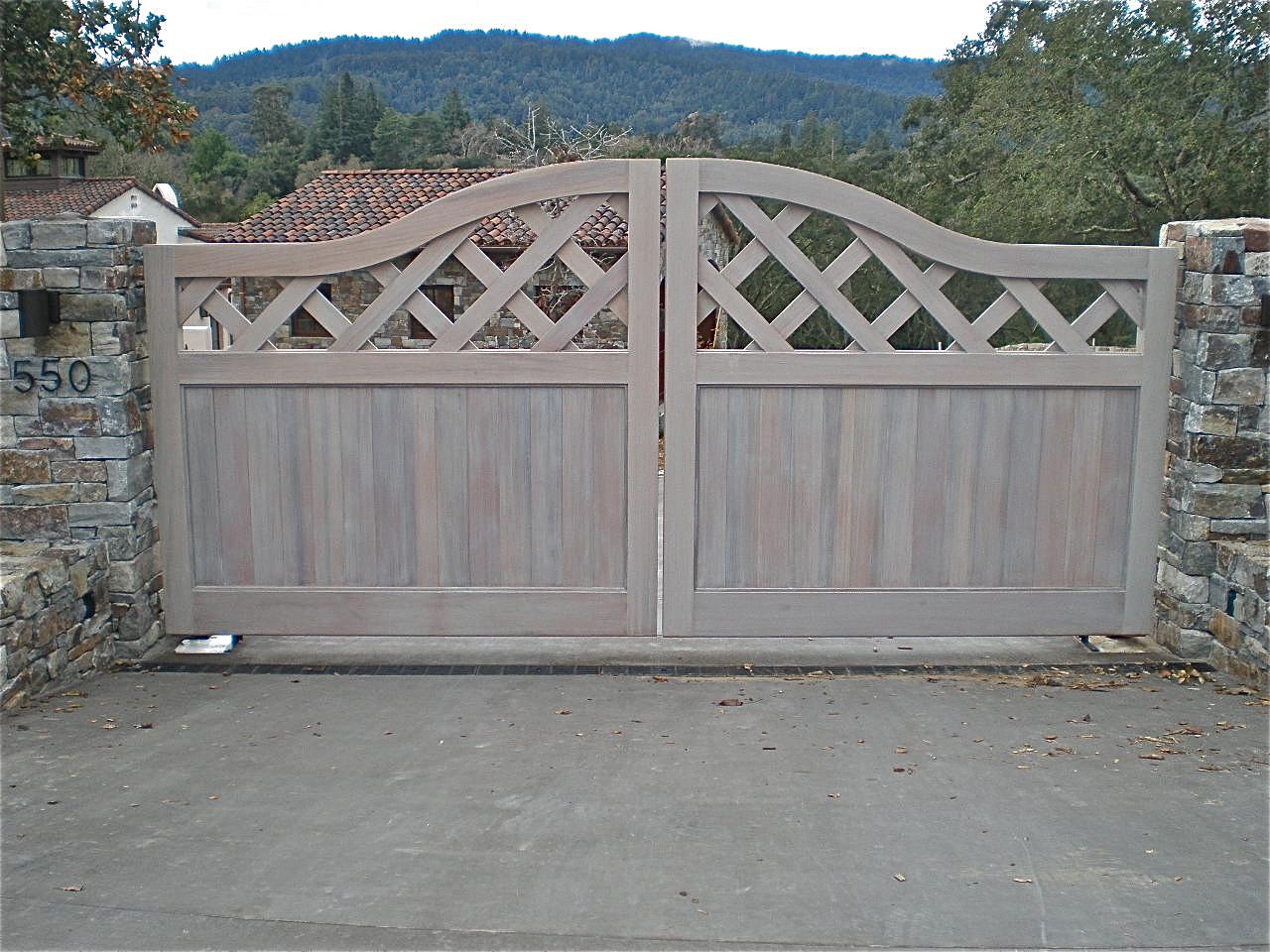 Driveway Gate 135