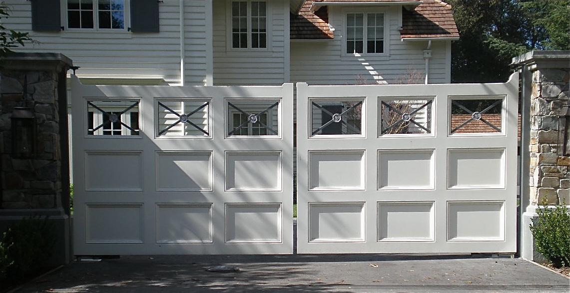 Driveway Gate 123