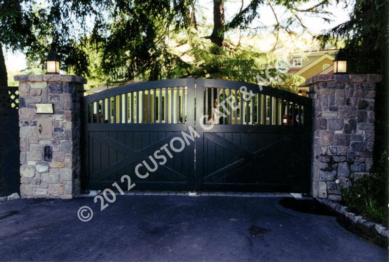 Driveway Gate 48