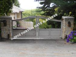 Driveway Gate 154