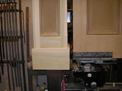Wood Gate Package Column