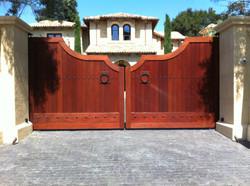 Driveway Gate 150