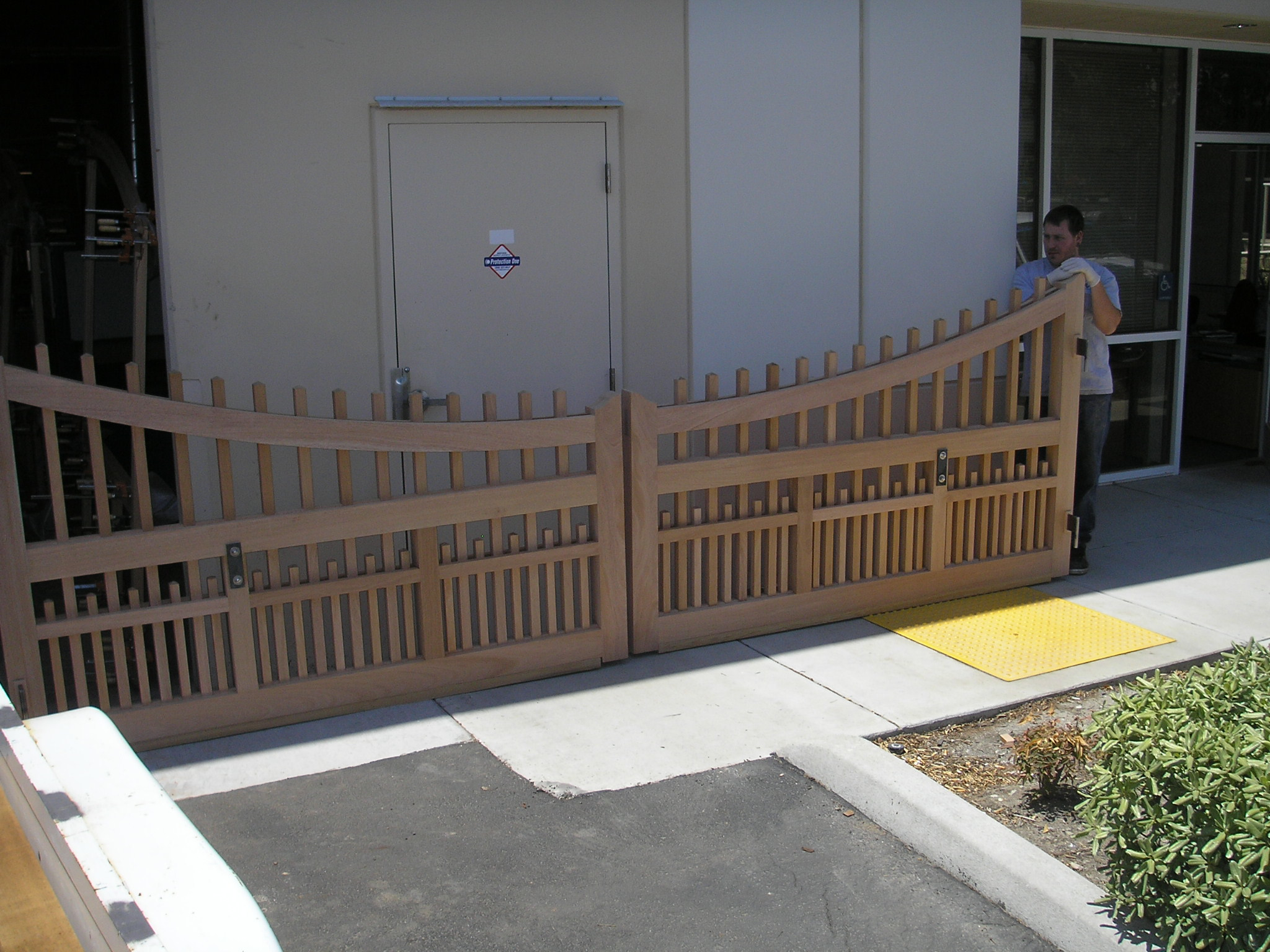 Driveway Gate 104