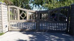 Driveway Gate 172