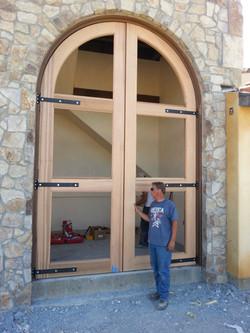Tower Door 1 Frame