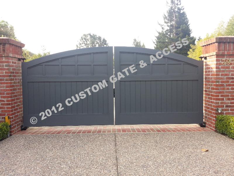 Driveway Gate 157