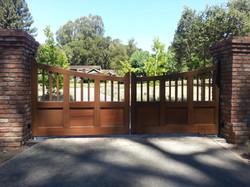 Driveway Gate 162