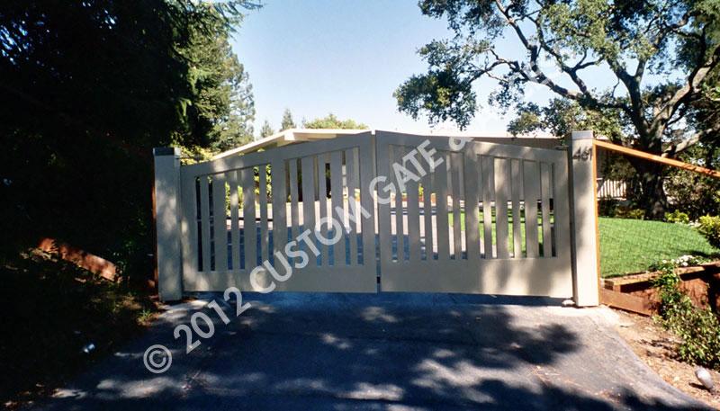 Driveway Gate 64