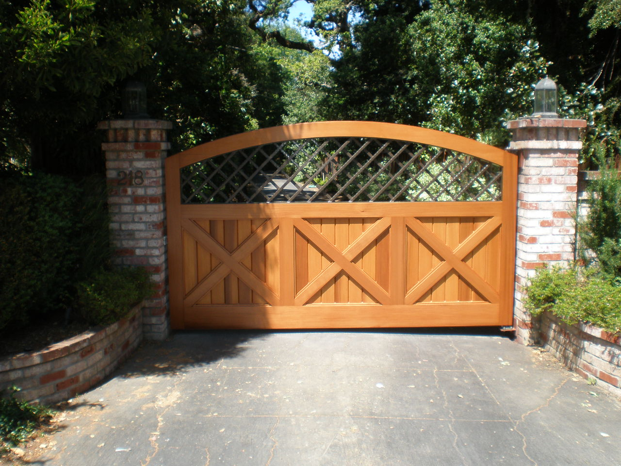 Driveway Gate 139