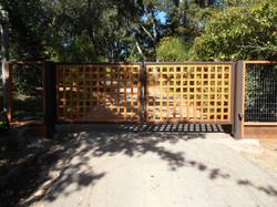 Driveway Gate 142